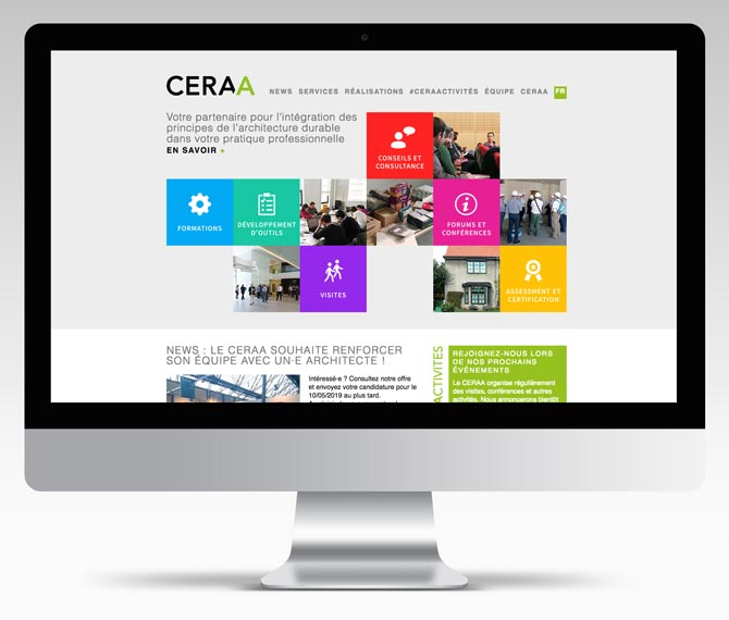 CERAA website