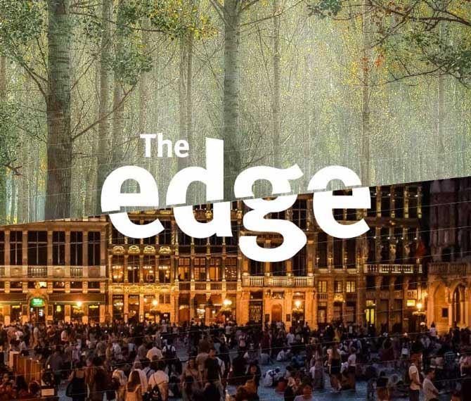 The Edge - logo